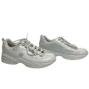 Skechers 76033 Work Shoes Slip Resistant Sneakers
